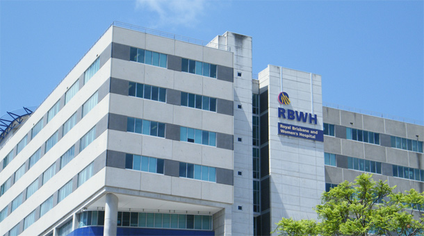 Accommodation Royal Brisbane and Women's Hospital
