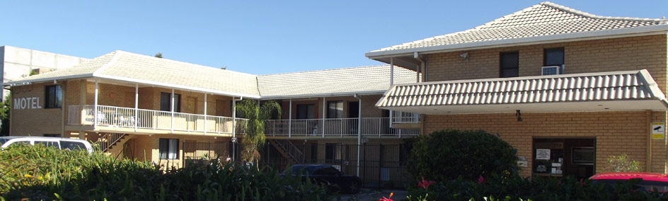 Chermside Motor Inn just 3 minutes from the Prince Charles Hospital