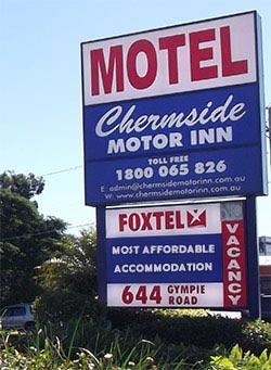 Clean and modern accommodation at Chermside Motor Inn